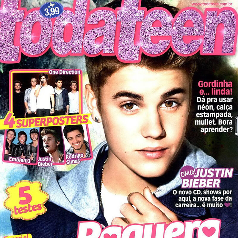 Revista Toda Teen 02/2013